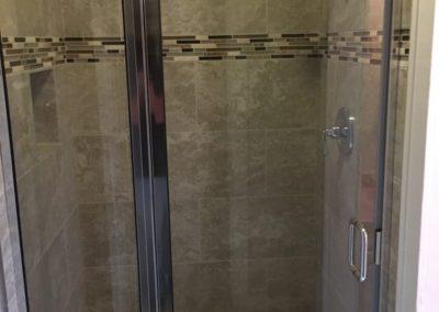 Heights Bathroom Renovation | SHOWER
