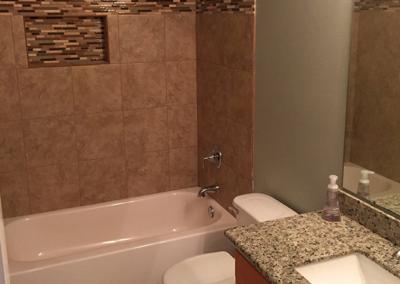 Humble Bathroom | AFTER